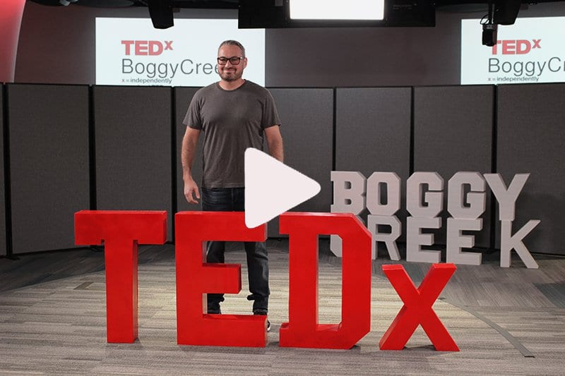 How This Tedx Talk About Toy Green Soldiers Can Change The World of Storytelling