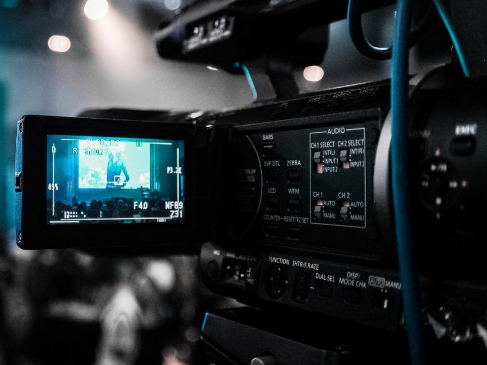 Live Action Camera Angle